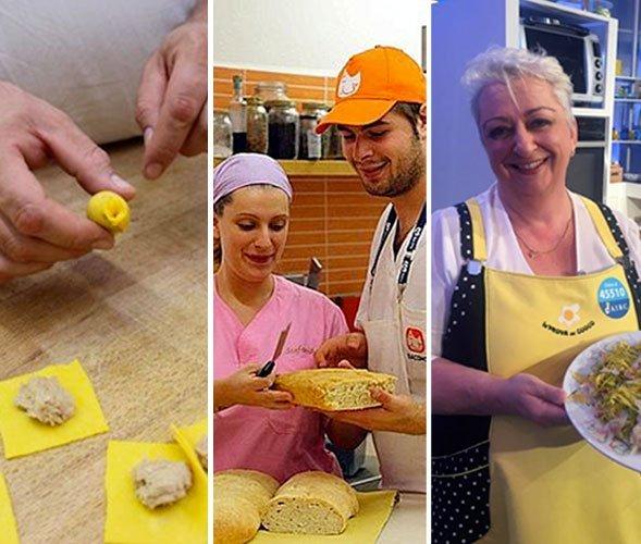 VSB Bologna | Storica Scuola di Cucina e pasta Sfoglia | Bologna