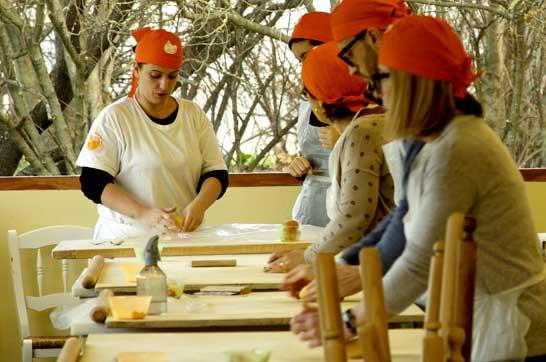 Salse e Ripieni | VSB Bologna | Storica Scuola di Cucina e pasta Sfoglia | Bologna