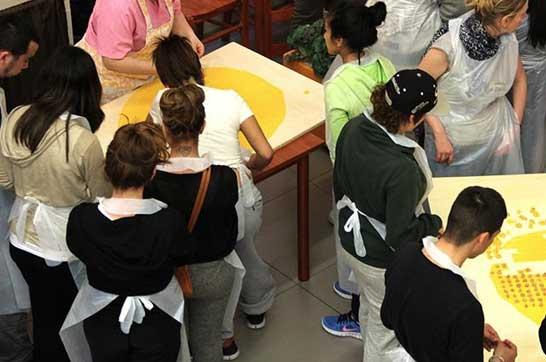 Studenti | VSB Bologna | Storica Scuola di Cucina e pasta Sfoglia | Bologna