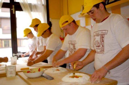 Team Building | VSB Bologna | Storica Scuola di Cucina e pasta Sfoglia | Bologna